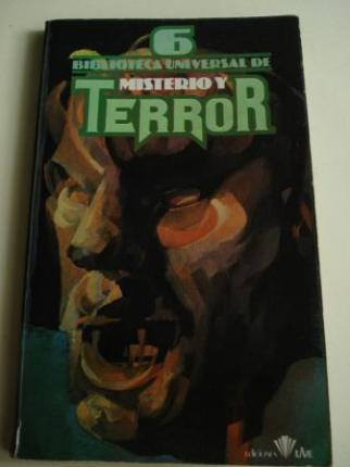 BIBLIOTECA UNIVERSAL DE MISTERIO Y TERROR, Nº 6 - Ver los detalles del producto
