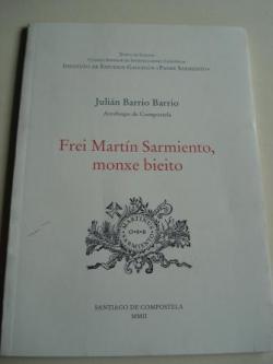 Ver os detalles de:  Frei Martín Sarmiento, monxe bieito