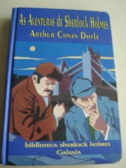 Ver os detalles de:  As aventuras de Sherlock Holmes (Tradución de Bieito Iglesias e Manuel Vázquez)