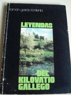 Ver os detalles de:  Leyendas del kilovatio gallego. Descripción de los embalses de Galicia
