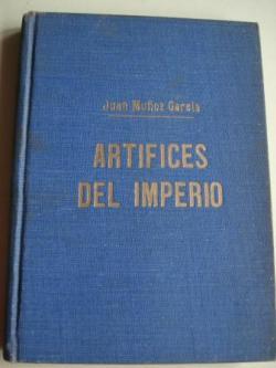 Ver os detalles de:  Artífices del Imperio. Poema dramático en cinco actos