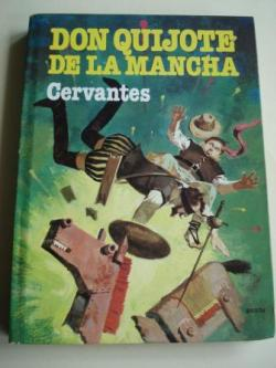 Ver os detalles de:  Don Quijote de la Mancha (Adaptación de Flores Lázaro)