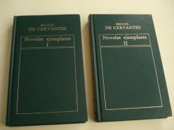 Ver os detalles de:  Novelas ejemplares. 2 tomos