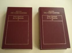 Ver os detalles de:  Don Quijote de la Mancha. 2 tomos