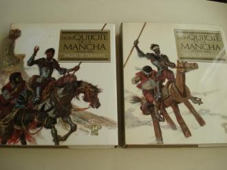 Don Quijote de la Mancha. 2 tomos - Ver os detalles do produto