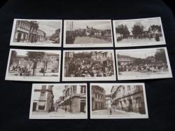 Ver os detalles de:  Lote de 8 tarxetas postais de Noia (Noya) / lote de 8 tarjetas postales de Noia (Noya) - Década de 1920