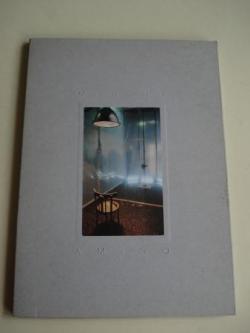 Ver os detalles de:  Moncho Amigo. 12 láminas + 1 despregable en carpeta de cartón. Exposición na sede do COAG en Vigo