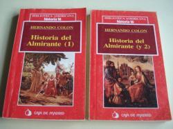 Ver os detalles de:  Historia del Almirante (1 y 2). 2 tomos