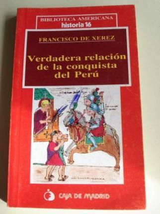 Verdader relación de la conquista del Perú - Ver os detalles do produto