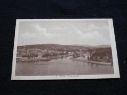 Ver os detalles de:  Tarxeta postal: Noia (Noya)- Vista parcial. 1920