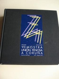 Ver os detalles de:  VII MOSTRA UNIÓN FENOSA - Estación Marítima, A CORUÑA, 2001