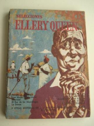 Selecciones Ellery Queen de Crimen y Misterio (Versión española de Ellery Queen´s Mystery Magazine. Cuentos de detectives- Cuentos de crímenes - Cuentos de misterio - Ver os detalles do produto