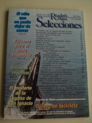 Reader´s Digest Selecciones. Agosto de 1995. Tomo CX, Número 657 - Ver os detalles do produto