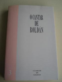 Ver os detalles de:  O cantar de Roldán. Texto bilingüe galego-francés
