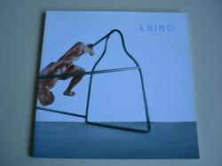 Ver os detalles de:  FRANCISCO LEIRO. Catálogo Exposición Galería SCQ, Santiago de Compostela, abril-mayo, 2004