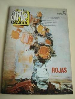 Ver os detalles de:  ARTE GALICIA. Número 2 - Marzo 1979