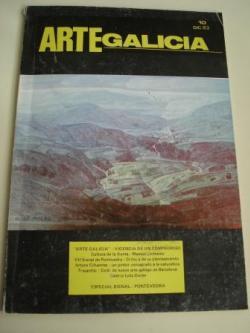 Ver os detalles de:  ARTE GALICIA. Número 10 - Diciembre 1983