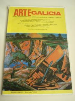 Ver os detalles de:  ARTE GALICIA. Revista de información de las artes plásticas gallegas     Número 11 - Junio 1984