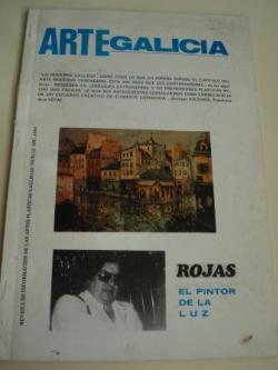Ver os detalles de:  ARTE GALICIA. Revista de información de las artes plásticas gallegas     Número 12 - Diciembre 1984