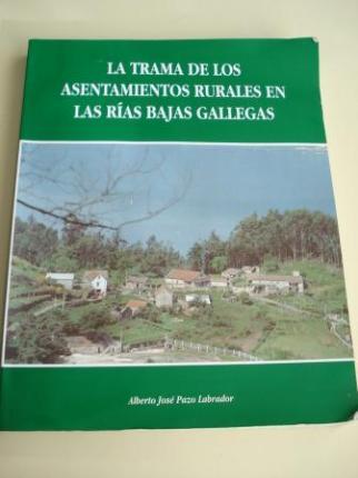 La trama de los asentamientos rurales en las Rías Bajas gallegas - Ver os detalles do produto