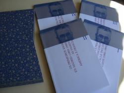 Ver os detalles de:  Don Ramón María del Valle Inclán (1866-1898). 4 volumes. Catálogo de Exposición, Igrexa da Universidade e Salón Artesonado do Colexio de Fonseca, Santiago de Compostela, 1998-1999