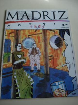 MADRIZ. Nº 3. Marzo, 1984 - Ver os detalles do produto