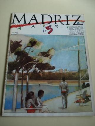 MADRIZ. Nº 5. Mayo, 1984 - Ver os detalles do produto