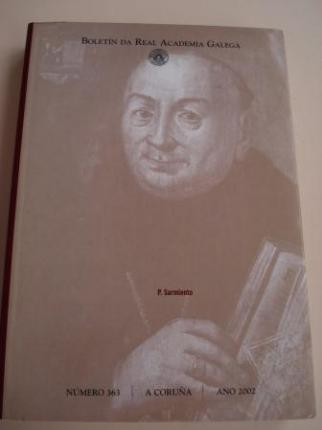 P. Sarmiento. Boletín da Real Academia Galega. Número 363. A Coruña, 2002 - Ver os detalles do produto