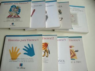 Historias para Títeres. 9 volúmenes.  - Ver os detalles do produto