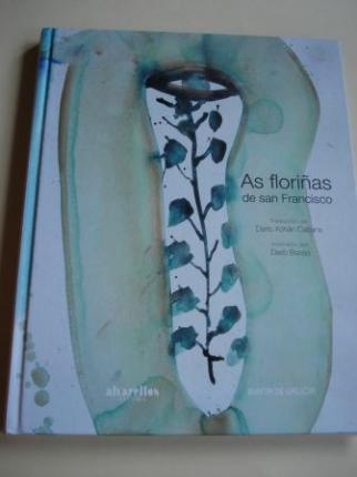 As floriñas de san Francisco. Tradución de Darío Xohán Cabana. Ilustrado por Darío Basso - Ver os detalles do produto