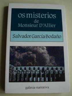 Ver os detalles de:  Os misterios de Monsieur D´Allier
