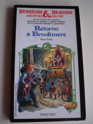 Retorno a Brookmere - Ver os detalles do produto