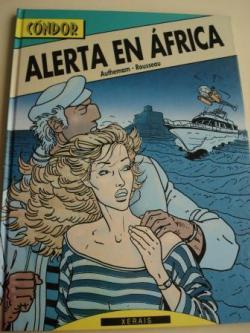 Ver os detalles de:  Alerta en África