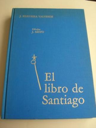 El libro de Santiago. Dibujos de J. Sesto - Ver os detalles do produto
