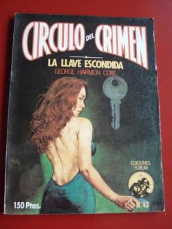 Ver os detalles de:  La llave escondida (6 relatos). Círculo del crimen, Tomo VIII