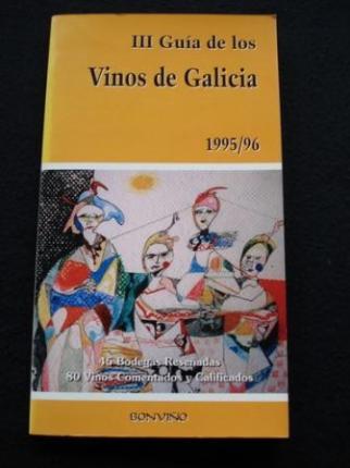 III Guía de los Vinos de Galicia 1995/96 - Ver los detalles del producto