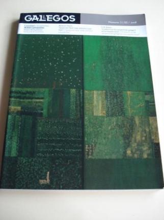 Gallegos. Número 3 - III / 2008 (Textos bilingües galego-castelán) - Ver os detalles do produto