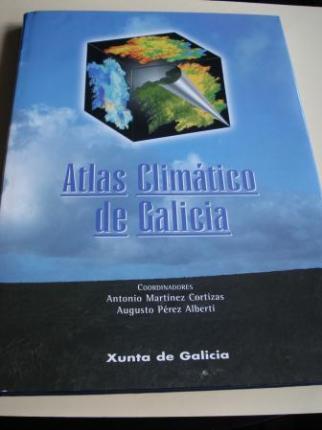 Atlas Climático de Galicia - Ver os detalles do produto