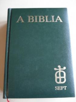 Ver os detalles de:  A Biblia. Traducción ó galego das linguas orixinais