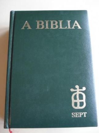 A Biblia. Traducción ó galego das linguas orixinais - Ver os detalles do produto