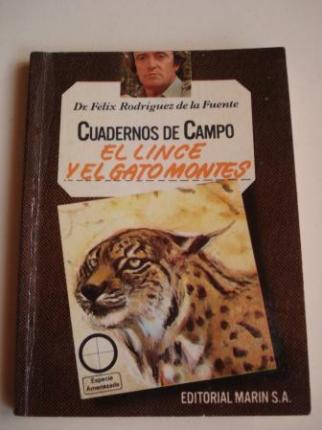 El lince y el gato montés. Cuadernos de Campo nº 1 - Ver os detalles do produto