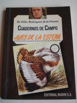 Aves de la estepa. Cuadernos de Campo, nº 12 - Ver os detalles do produto