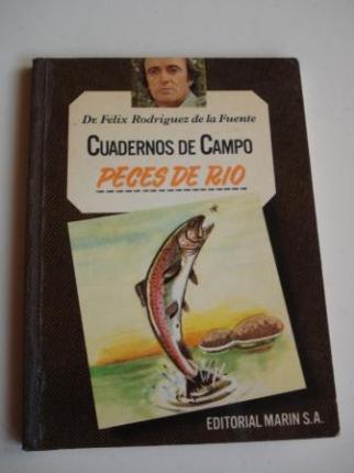 Peces de río. Cuadernos de Campo, nº 14 - Ver os detalles do produto