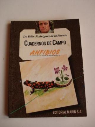 Anfibios. Cuadernos de Campo, nº 42 - Ver os detalles do produto
