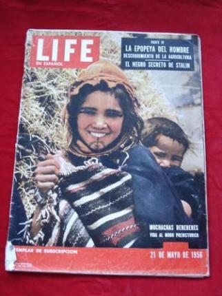 Revista LIFE en español. 21/05/1956 - Ver os detalles do produto