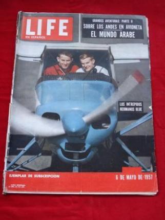 Revista LIFE en español. 06/05/1957 - Ver os detalles do produto
