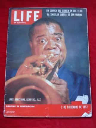 Revista LIFE en español. 02/12/1957 - Ver os detalles do produto