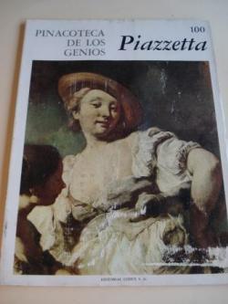 Ver os detalles de:  Piazzetta. Pinacoteca de los genios, Nº 100