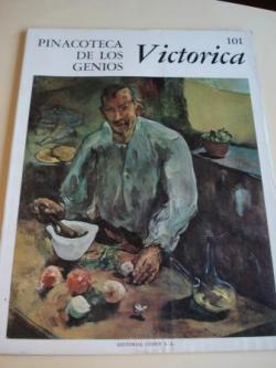 Ver os detalles de:  Victorica. Pinacoteca de los genios, Nº 101