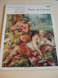 Ver os detalles de:  Pedro de Cortona. Pinacoteca de los genios, Nº 108